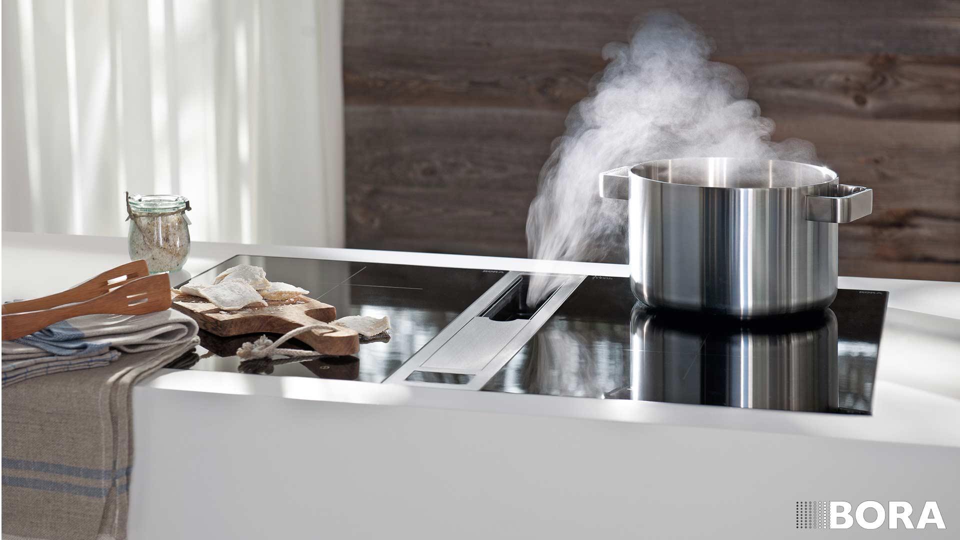 Dunstabzug Nach Unten bora dunstabzüge kühen design in kriftel küchenpartner schubbach