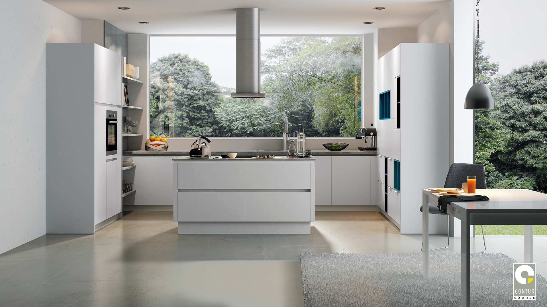 küchenplanung design küchen in kriftel - kÜchenpartner schubbach, Kuchen dekoo